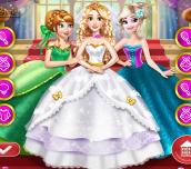 Hra - Rapunzel Wedding Princess