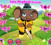 Hra - CuteElephantDressup
