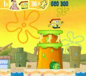 Hra - Spongeboob Dutch Man