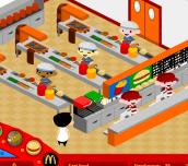 Hra - McDonalds