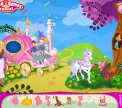 Hra - Cinderella's Magic Transformation