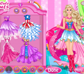 Hra - BarbieSuperheroWedding