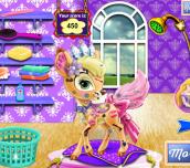 Hra - Rapunzel Palace Pets