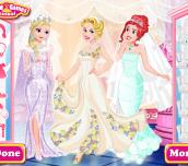 Hra - DisneyPrincessWeddingFestival
