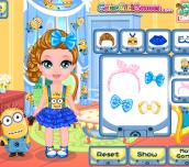 Hra - Baby Barbie Minion Craze