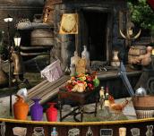 Hra - TheMagicMarket
