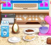 Hra - Chocolate Cake