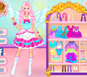 Hra - BarbieMyLittlePonyGlitteryCostumes