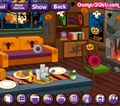 Hra - HalloweenHouse2