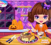 Hra - HalloweenSpookyPancakes