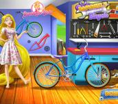 Hra - Rapunzel'sWorkshopBicycle