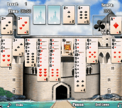 Hra - Sea Tower Solitaire