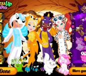 Hra - Animal Crew Halloween