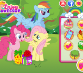 Hra - My Little Pony Surprise Party