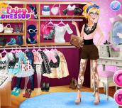 Hra - BarbieFashionPlanner