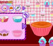 Hra - BabyBarbieLittlePonyCupcakes