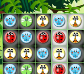 Hra - Bug Match