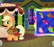 Hra - Applejack Bubble Bath