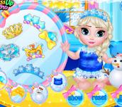 Hra - Ice Babies: Elsa x Abbey