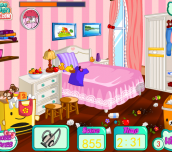 Hra - Hello Kitty Room Cleanup