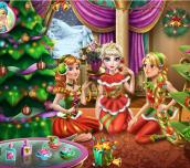Hra - DisneyChristmasParty