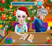 Hra - Elsa's Naughty Christmas