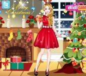 Hra - Dress Up For Christmas