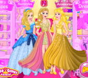 Hra - BlondePrincessPromShopping