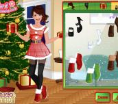 Hra - Fashion Studio Christmas Outfit