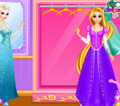Hra - Elsa Cloths Shop