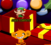 Hra - MonkeyGOHappyElves