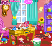 Hra - Princess Room Cleanup 3