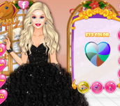 Hra - BarbieWinterProm