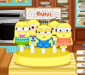 Hra - Cooking Frenzy Minion Lollipops