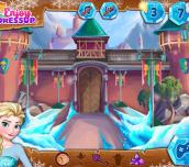 Hra - FrozenHiddenAdventure
