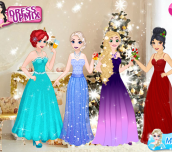 Hra - DisneyPrincessGlitteryParty