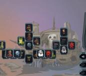 Hra - Spooky Mahjong