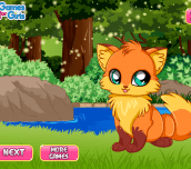 Hra - Pet Stars: Baby Fox