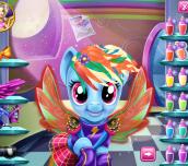 Hra - Rainbow Dash Real Haircuts