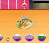 Hra - Gyros: Sara's Cooking Class