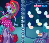 Hra - Rainbow Dash Dress Up