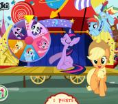 Hra - My Little Pony Circus Fun