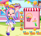 Hra - ShopkinsShoppiesPopetteDressUp