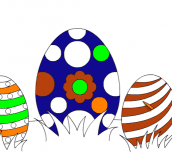 Hra - Easter Eggs Coloring