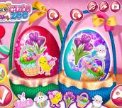 Hra - Elsa & Anna Easter Fun