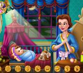 Hra - Belle Baby Feeding