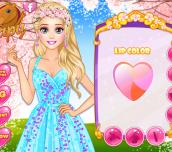 Hra - Rapunzel'sCherryBlossomOutfits