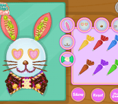 Hra - Anna Easter Bunny Cake