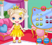 Hra - Baby Princess Birthday Makeover