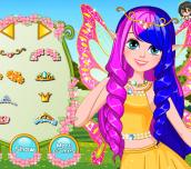 Hra - Princess Fairy Hair Salon